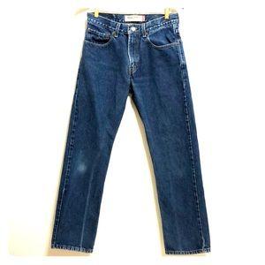 Levi's 505 Regular Fit Men's Jeans Pants | W32 L32